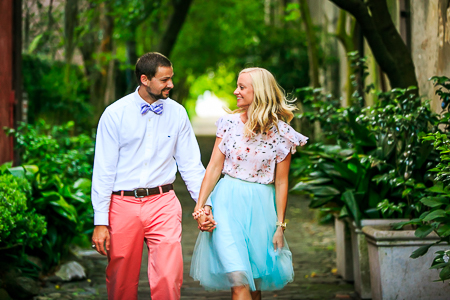 Engagement Session Outfit Charleston SC photographed by Diana Deaver Weddings