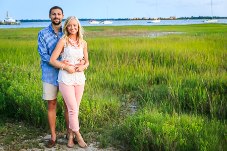 engagement session downtown charleston sc cobblestone, marsh views (36)