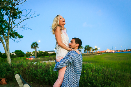 engagement session downtown charleston sc cobblestone, marsh views (43)