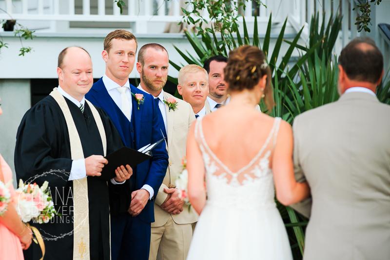 ION Creek Club wedding photographed by Diana Deaver Weddings