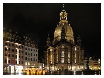 25 Frauenkirche Nacht