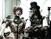 Steampunk Automaton and Creator