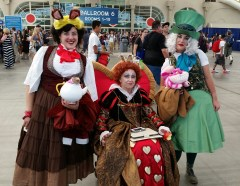 Wonderful Alice in Wonderland Ladies