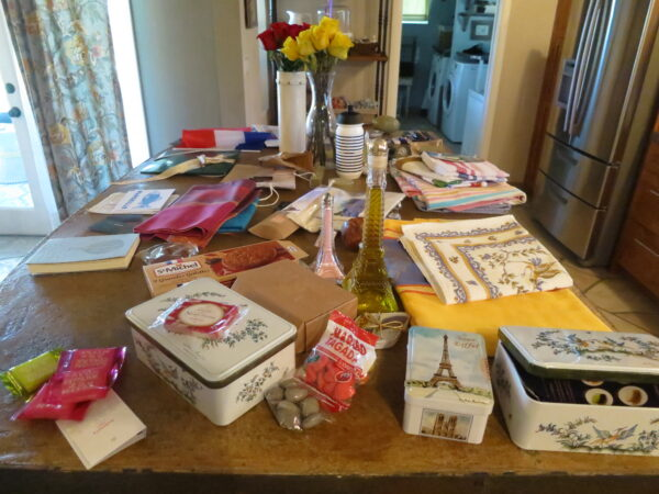 France Shopping + a GIVEAWAY