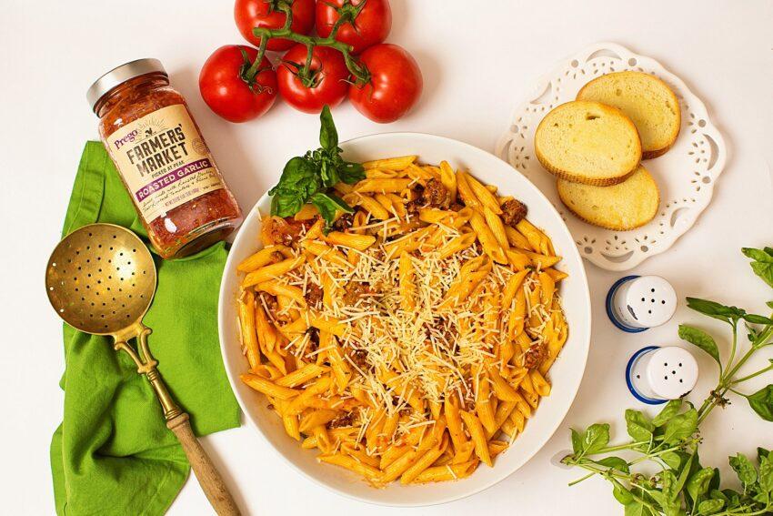 Farm Fresh - Italian Sausage Pasta
