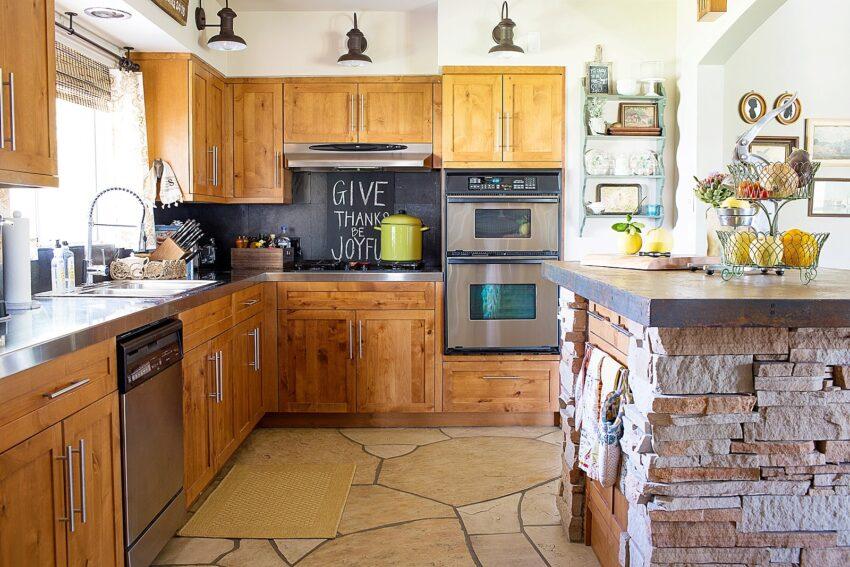 Installation Day! The Kitchen Backsplash Project