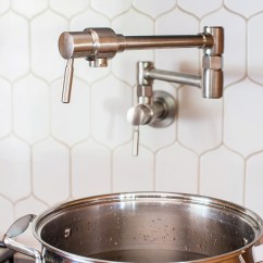 Kitchen Pot Filler Kemper Cabinets Installing A In The Diana Elizabeth Photography Blog Build Dot Com