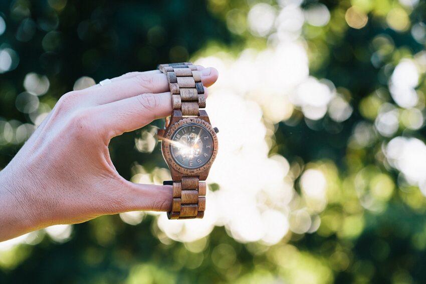 Unique Wood Watch