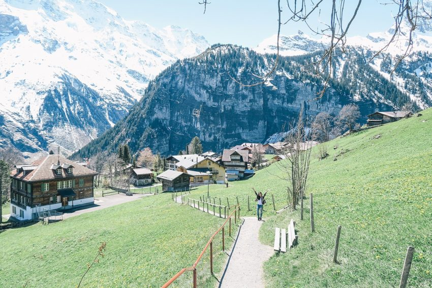 A Guide to Discovering Switzerland