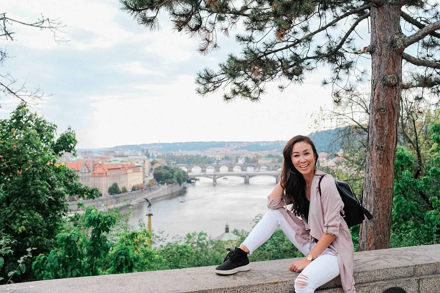 Photo guide to Prague: Letna Park