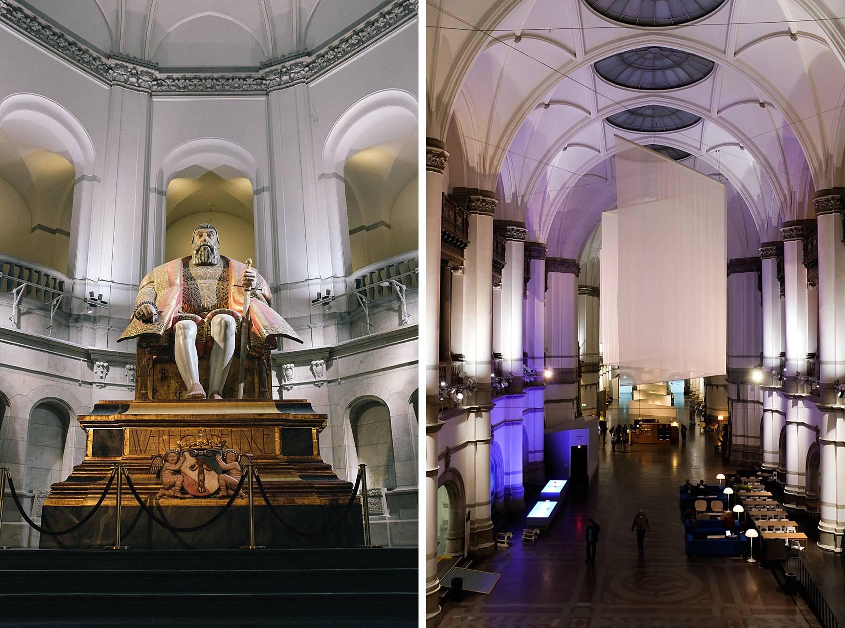 Photo tour of Stockholm: Nordic museum