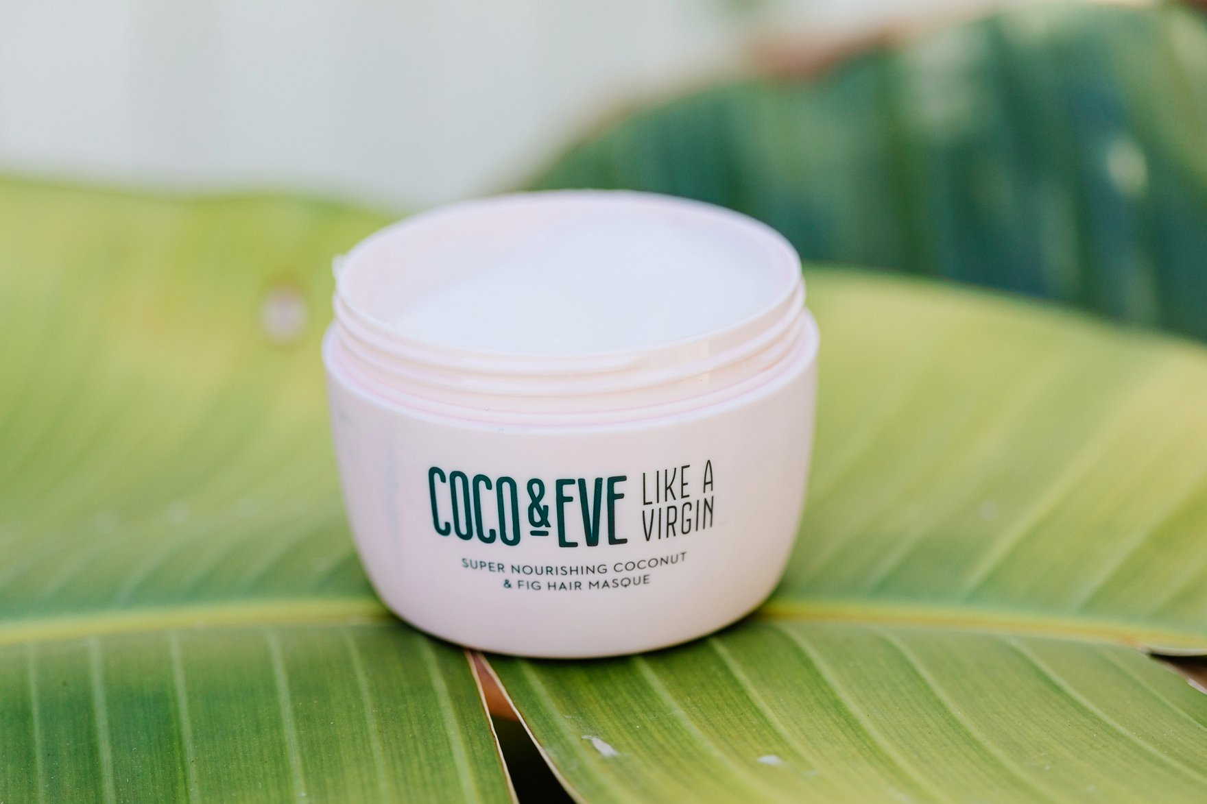 Coco and Eve hair mask conditioner