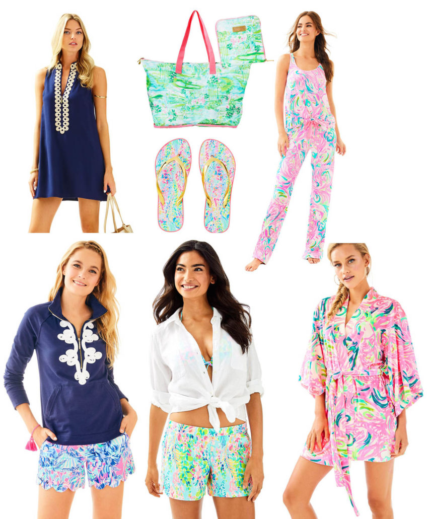 Lilly Pulitzer 2018 favorites for summer