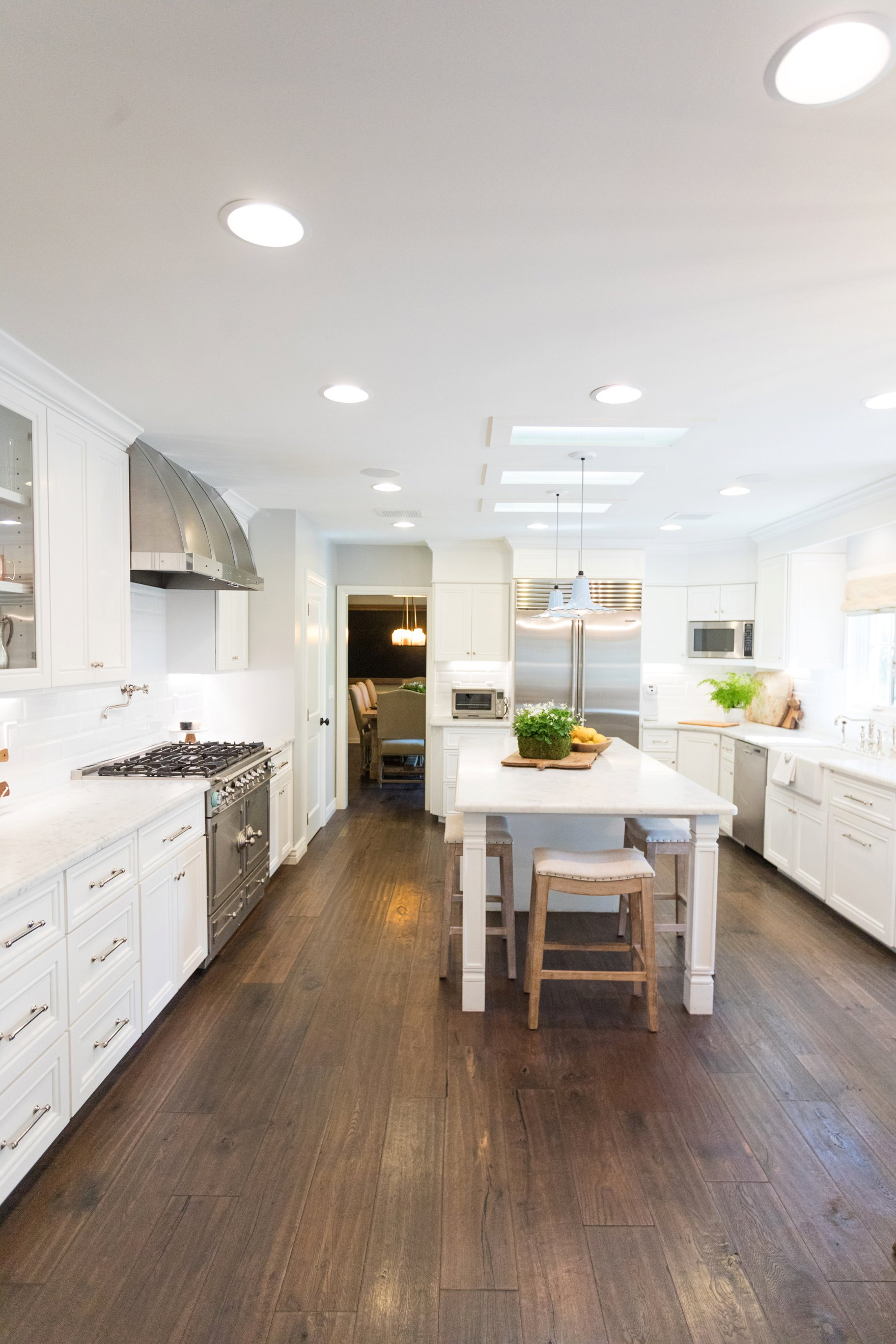 Central Phoenix arizona house tour To Have to Host Lory Parson living area spaces kitchen