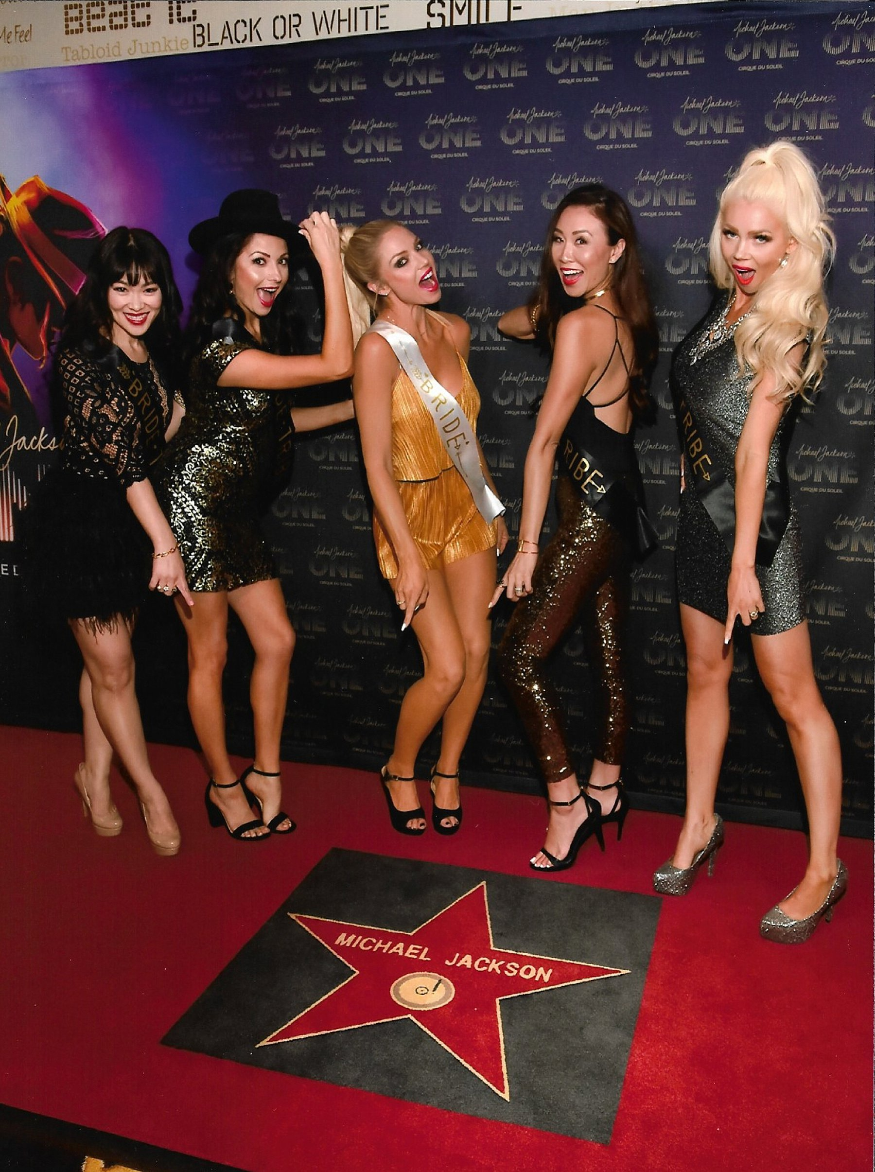 Vegas girl's trip fun things to do - Michael Jackson ONE cirque du soliel show