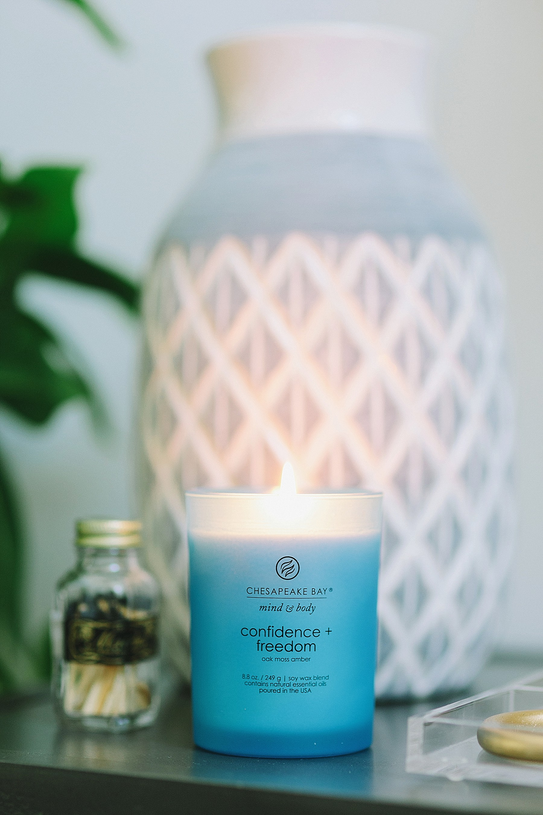 Chesapeake Bay Candle: Mind & Body candle