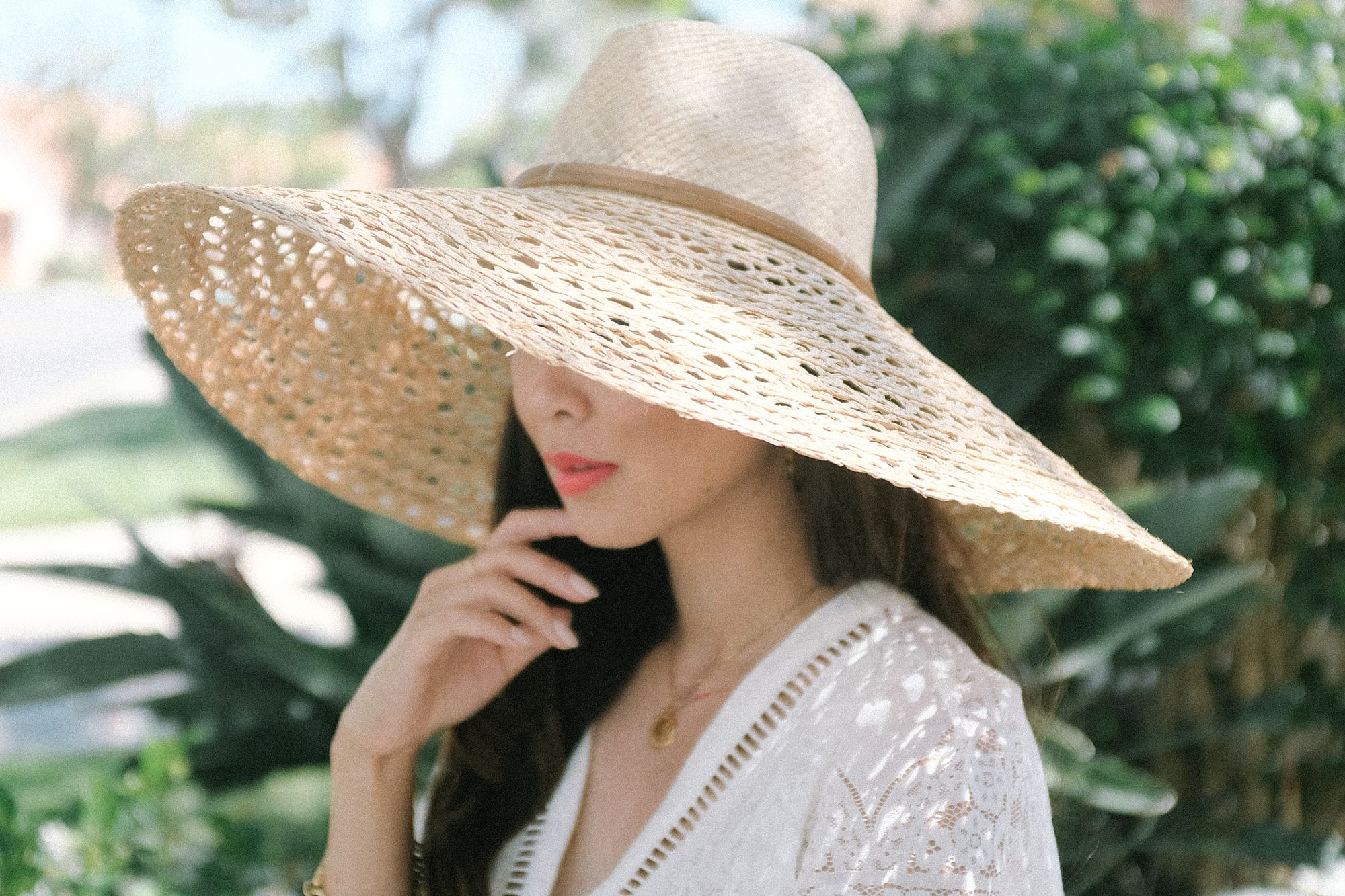 best summer straw hats - this hat is by ale by alessandra Verona Hat