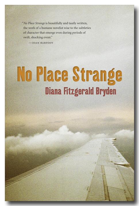 No Place Strange cover