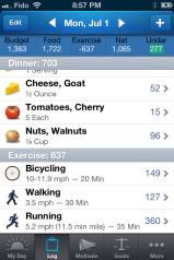 I'm the healthiest!