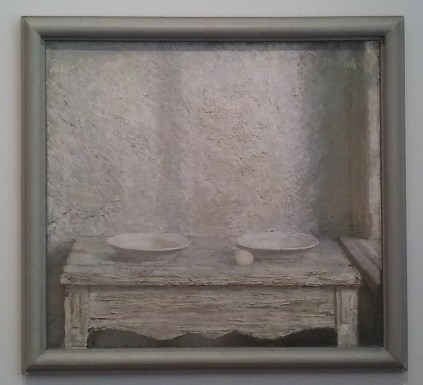 "Imants Vecozols ""Kitchen table"""