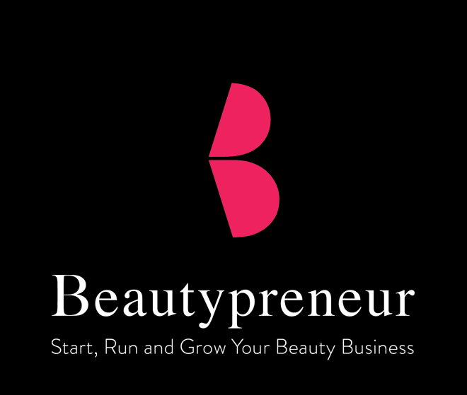 iconic and bold logo for beauty company