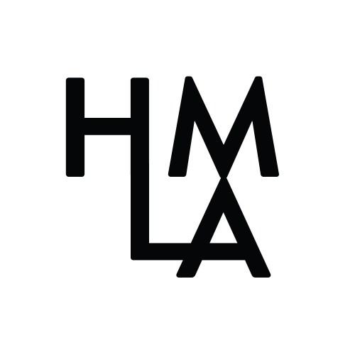 logo for handmade market craft fair by logo designer diana kohne minimalist creative monogram initial logo