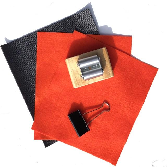 small printmaking press