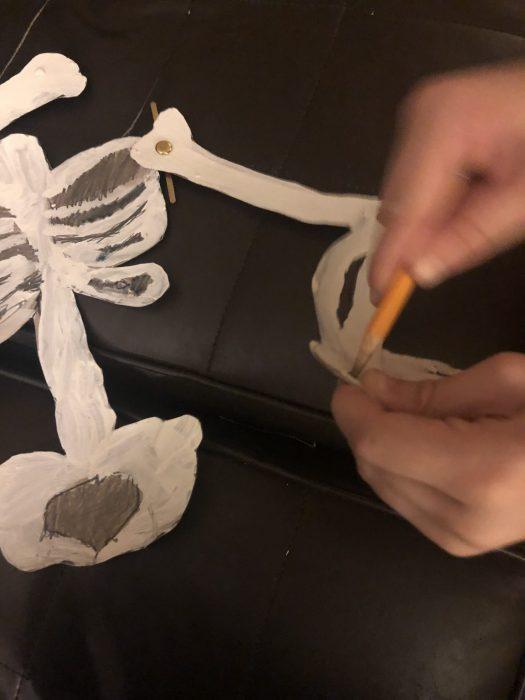 DIY Skeleton