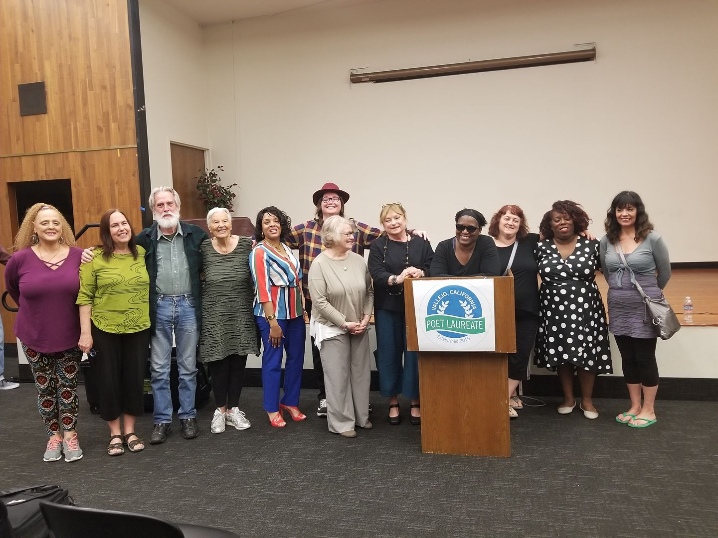 2018 JFK Library Poetry Month