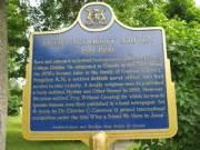 Scriven memorial