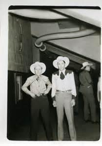 Tim Spencer and Karl Farr