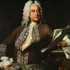 George Fridrich Handel