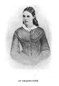 A Young Fanny Crosby