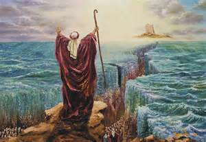 Moses Red Sea