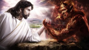 Have you felt the spiritual battle being waged for you?