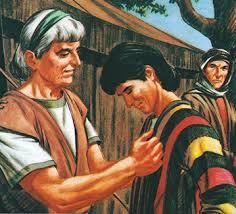 Jacob favored his son, Joseph