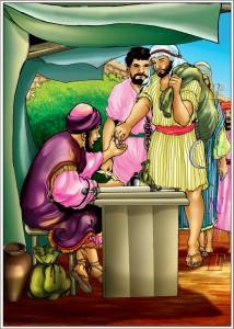 Zacchaeus was a tax collector
