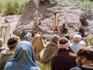 Jesus continued teaching