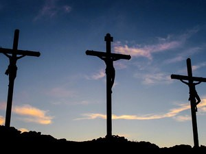 I Believe in a Hill Called Mt Calvary