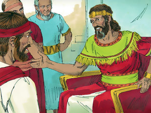 ...To King of Israel