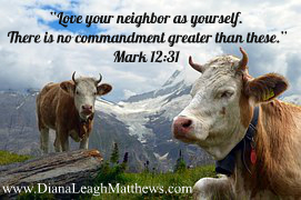 God commands us to love our neighbor regardless of who or what they are