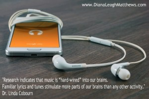 Music is integral to our health.