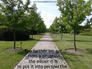 How do you deal with a stressful situation?