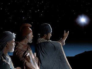 Eyewitness to Christmas: Wise Men Follow a Star