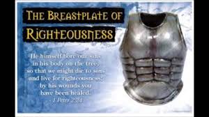 Armor Of God Series Breastplate Of Righteousness Diana Leagh