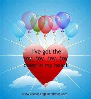 Hymn Story: I've Got the Joy, Joy, Joy Down in My Heart