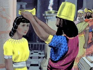 Couples in the Bible: King Xerxes and Esther