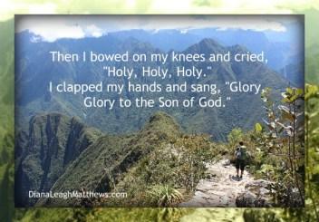 Names of God: Holy One ⋆ Diana Leagh Matthews