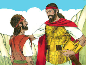Lessons from King David: Reconciliation with Saul