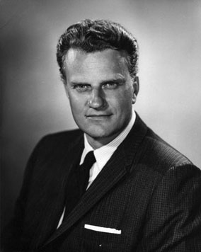 My Tribute to Billy Graham